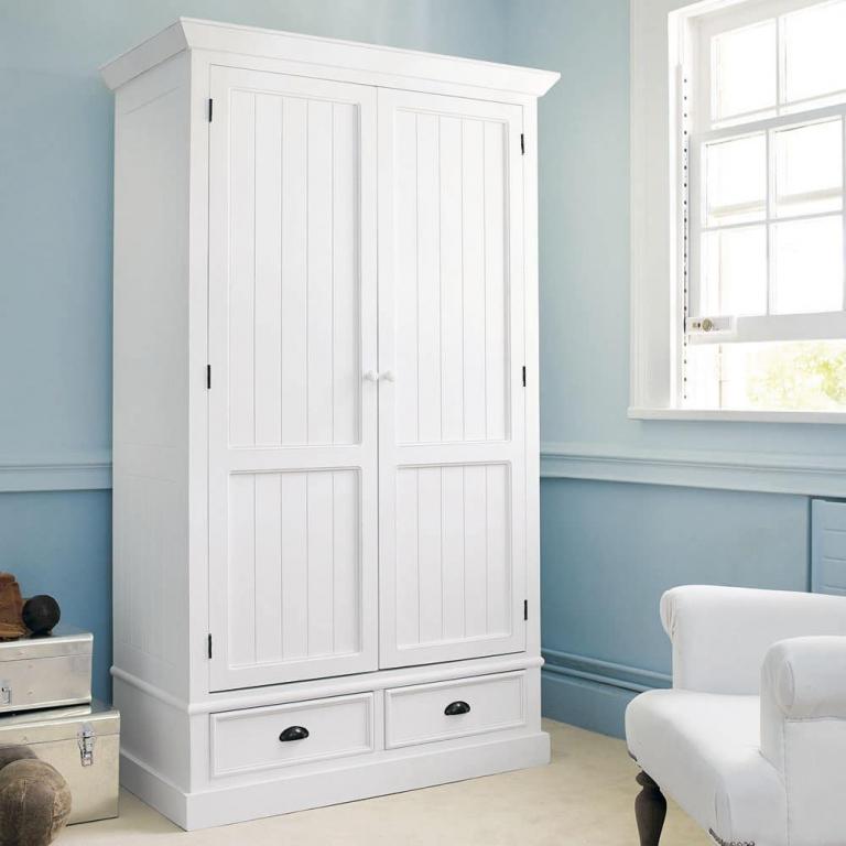 Картинки белых шкафов